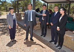 Grand Canyon Renews Sister Park Agreement with China's Yuntaishan World Geopark: May 23, 2017 6050