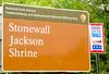 Stonewall Jackson Shrine (charlie_guttendorf) Tags: fredericksburgspotsylvanianationalmilitarypark guineastation guttendorf jacksonshrine memorial monument nps nikon nikon18200mm nikond7000 soldier stonewalljacksonuscivilwar battlefield civilwar sign