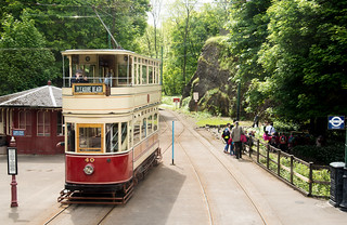 2017 05 Crich Tramway museum 2