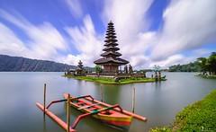 Bertan temple,Bali (jaywu661) Tags: indonesia bali amateur bluesky architecture urban skyline sky potd photooftheday nature landscpae mountains river lake water temple boat nisi nisifilter longexposure inexplore explore sony