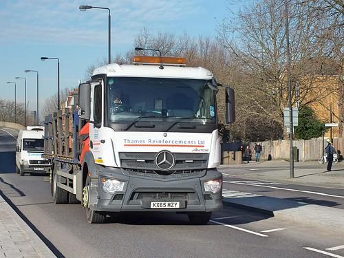 Thames Reinforcements Ltd - KX65MZY