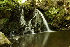 Fairy Falls, Rosemarkie (Ian Mc Farlane) Tags: fairyfalls rosemarkie ross cromarty scotland