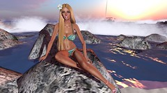 MAY-N21 Fame Femme Sia bikini (SherriOhCherri) Tags: famefemme n21 whimsical breathe foxy bubble catwa zibska maitreya summer alme fone