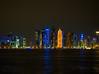 Nice skyline (Paco CT) Tags: doha qatar skyscraper skyline night nightshot outdoors pacoct 2017 architecture explore