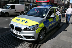 BX17 DXY (Emergency_Vehicles) Tags: bx17dxy metropolitan police sargent car london