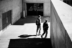 into the sun (gato-gato-gato) Tags: 35mm ch contax contaxt2 iso400 ilford ls600 noritsu noritsuls600 schweiz strasse street streetphotographer streetphotography streettogs suisse svizzera switzerland t2 zueri zuerich zurigo z¸rich analog analogphotography believeinfilm film filmisnotdead filmphotography flickr gatogatogato gatogatogatoch homedeveloped pointandshoot streetphoto streetpic tobiasgaulkech wwwgatogatogatoch zürich black white schwarz weiss bw blanco negro monochrom monochrome blanc noir strase onthestreets mensch person human pedestrian fussgänger fusgänger passant sviss zwitserland isviçre zurich autofocus