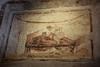 Compromising Position, Brothel Image At Pompeii (meg21210) Tags: brothel sex pompeii fresco roman ruin ruins naples italia italy cosmos tour fall2016 prostitution ancient campania painting wall art sextheme redlightdistrict ancientredlightdistrict prostitute
