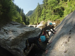 GOPR9005 (Mountain Sports Alpinschule) Tags: mountain sports zillertal canyoning
