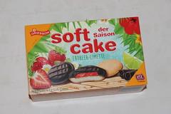 Soft Cake der Saison 2017 Erdbeer Limette (Like_the_Grand_Canyon) Tags: cookie keks