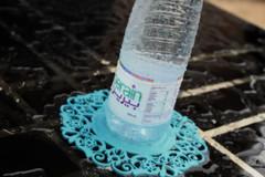 (Willey 3K) Tags: water berain ماء بيرين مطر rain table black اسود طاوله