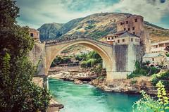 Mostar (1 von 1) (Dalmatino Photography) Tags: mostar bosna history