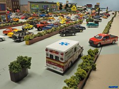 Standing By on S. Ocean (Phil's 1stPix) Tags: fdmbra paramedicambulance code3 diecastambulance 164code3collectibles forde350 paramedicrescueambulance fdmbrescue 164greenlight fordf150 f150firemedic fdmbparamedicf150 f1504x4paramedicpickup fdnystylefiremarkings 164fire 164beach fdmb 164diecastcity diecastcity mysticbeach baynardcounty diecast diorama 1stpix firstpix diecastdiorama diecastcollectible diecastcollection mysticbeachlayout 164scalecity 164scalediorama phils1stpix firerescue 1stpixdiecastdioramas diecastvehicle 1stpixdioramas 164scalediecast firerescuediecast fictional emergencyvehicle firediecast firerescuediorama diecastfire 1stpixphoto firedepartmentmetrobaynard fdmbf150 veteransbeach southoceanblvd microscaledecals customfirerescuediecast customdiecast customforde350 e350rescueambulance fdmbrescueambulance