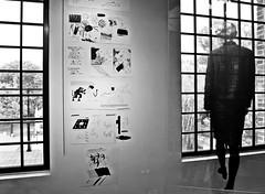 HWW :-) (eggii) Tags: illusion exhibition windows museum bw