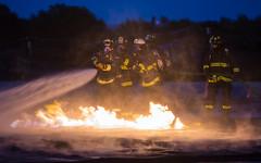 FIRE_ARFF_3 (Joint Base Myer-Henderson Hall) Tags: aircraftrescueandfirefighting arff training fireandemergencyservices davisonarmyairfield fortbelvoir fire