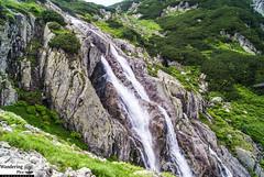 Siklawa waterfall - in Explore (ola_er) Tags: waterfall sony water fall mountain poland polska tatry tatra green siklawa