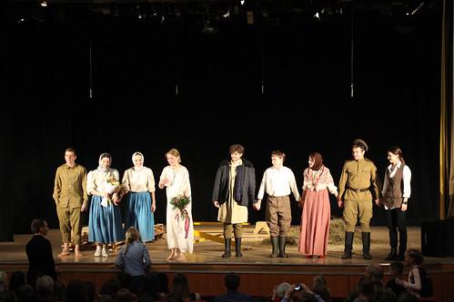 Молодежный театр Underground Одна абсолютно счастливая деревня (19)