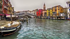 Italie - Venetie (-C-A-N-O-) Tags: italie venetie venedik italya venezia venice hdr