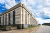 Post Office (Andy Marfia) Tags: gary indiana preservationtour garypreservationttour postoffice abandoned building architecture artdeco street empty desolate summer clouds d7100 sigma1020mm 1500sec f8 iso100