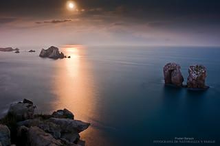 Urros y luna