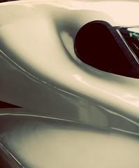 Curves (Ravenous Pigeon) Tags: shinkansen japan tokyo train traintravel osaka industrialdesign design