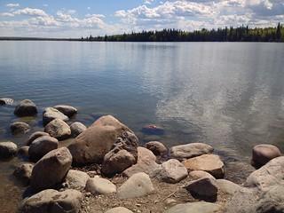 Cold Lake - Cold Lake Provinicia Park - Lake vista
