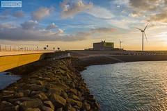 Oosterschelde (ab-planepictures) Tags: niederlande oosterschelde zeeland sonneuntergang nordsee sunset netherland northsea deltawerk