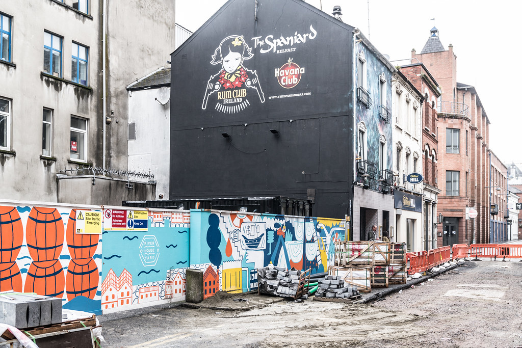 STREET ART AND GRAFFITI IN BELFAST [ANYTHING BUT THE FAMOUS MURALS]-129159