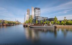 Leeuwarden Avero op de Westersingel op 23-05-2017