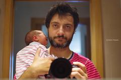 Martin & Me (Iker Merodio | Photography) Tags: martin iker merodio begona bilbao bizkaia biscay basque country euskadi selfie mirror pentax k50 sigma 30mm art bathroom portrait selfportrait