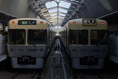 _DSC5234 (tohru_nishimura) Tags: nikond610 nikkor5014 nikon nikkor kichijoji train keio station tokyo japan