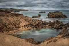 The Crags Port Fairy DSC_7489 (BlueberryAsh) Tags: portland thecrags portfairy coast australianseascape seascape cliffs rugged longexposure leefilter rocks outdoors nikond750 nikon24120 ocean shipwreckcoast cloudsstormssunsetssunrises