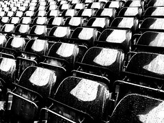 Rainy day in London (Ivo L.) Tags: london craven cottage football stadium footy fulham ground