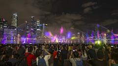 Marina Bay Sands - Spectra Light & Water Show (gintks) Tags: gintaygintks gintks marinabaysands marinabayfinancialcentre singapore singaporetourismboard lightshow fountain yoursingapore exploresingapore marinabaysingapore mbs colourful mbseventplaza