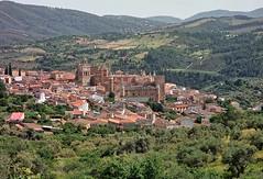 Real Monasterio de Guadalupe, Guadalupe (Cáceres), desde el NW (joseange) Tags: