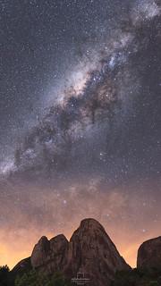 Milky Way @Três Picos, Nova Friburgo, Rio de Janeiro, Brazil