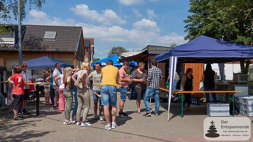 Radwegefest Selzen am Froschplatz