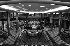 CGH airport (AlexJ (aalj26)) Tags: aalj26 alexj são paulo paulicéia sampa paulistano congonhas aeroporto alexander jorge preto e branco black white pb