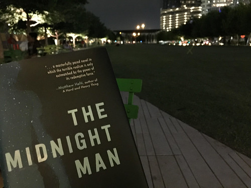 """The Midnight Man"" in the wild"
