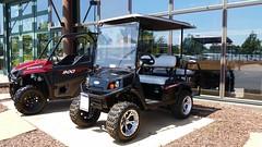 Bass Pro Shops Outdoor World (Adventurer Dustin Holmes) Tags: tracker utv vehicle vehicles bassproshopsoutdoorworld springfieldmo springfieldmissouri stampede900