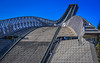 Holmenkollbakken Ski Jump at Holmenkollen Oslo Norway
