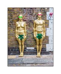 Street Art (Urban Solid), East London, England. (Joseph O'Malley64) Tags: urbansolid streetartists streetart urbanart publicart freeart graffiti eastlondon eastend london england uk britain british greatbritain art artists artistry artwork