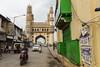 The City waking up (Arpa Ghosh) Tags: charminar history laad bazar market telangana hyderabad tourism india canon 121clicks heritage nizam qutub