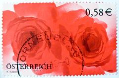 great stamp Austria 58c Rosen, roses (rose, rozen, розы, rosas, rózsák, ro, roser, růže, ruže, バラ, rozes, троянди, ruusut, 장미, τριαντάφυλλα, 玫瑰, güller, الورود, ורדים, गुलाब के फूल, rósir, rožės, róże, руже, vrtnice, ดอกกุหลาบ) stamp timbre Autriche selo (stampolina, thx for sending stamps! :)) Tags: stamps stamp 切手 briefmarke briefmarken スタンプ postzegel марки टिकटों แสตมป์ znaczki 우표 frimærker frimärken frimerker 邮票 طوابع bollo francobollo francobolli bolli postes timbres sellos selos razítka γραμματόσημα bélyegek markica antspaudai маркица pulları tem perangko austria österreich autriche oostenrijk ausztria rakousko austrija mail 火车 timbru pulu गुलाबकेफूल rósir rožės róże руже vrtnice ดอกกุหลาบ rosen roses rose rozen розы rosas rózsák ro roser güller الورود ורדים 장미 τριαντάφυλλα 玫瑰 rozes троянди ruusut バラ rot red rouge rosso