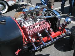 Flathead Hot Rod (Hugo-90) Tags: monroe washington car auto automobile swap meet flea market ford modelt flathead engine
