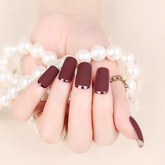 3-kinds-of-color-High-quality-Long-Fake-Nails-Classic-fashion-style-Good-sense-nail-tips (1) (womensfashionoffers) Tags: best nail care products growth and strengthener product treatment for damaged nails weak home remedies