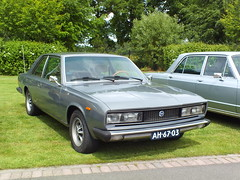 FIAT 130 (peterolthof) Tags: fiat peterolthof concorsoitaliano boxtel 130 21052017