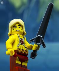 He-Man (Jezbags) Tags: lego legos toys toy minifigure minifigures macro macrophotography macrodreams macrolego canon60d canon 60d 100mm closeup upclose heman masters universe sword