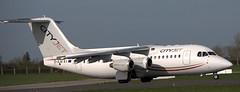 Avro RJ-85 EI-RJW (707-348C) Tags: dublinairport dub eidw avrorj85 rj85 eirjw cityjet airliner jetliner passenger collinstown britishaerospace bae dublin avro