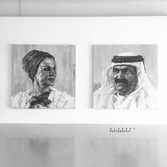 Pride of Qatar (al_anady) Tags: photography doha qatar art museum متحف تصوير دوحة شيخحمدبنخليفةالثاني قطر