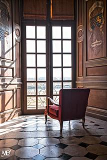 le fauteuil rouge DxOFP LM+35 2004003
